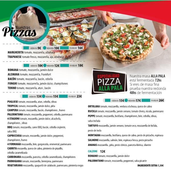 Come Va Pizza?...